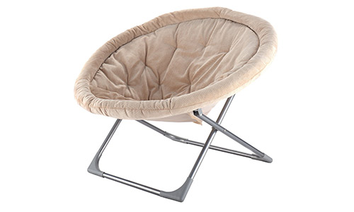 Giantex Large Saucer Moon Chair