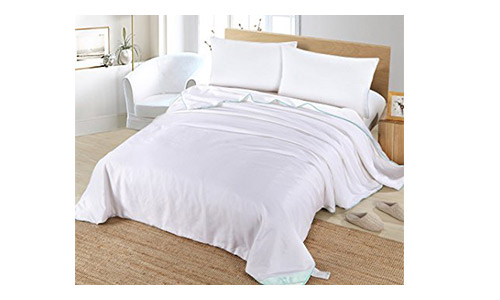 Silk Camel Luxury Allergy-free Comforter