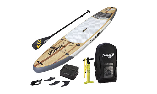 THURSO SURF (Inflatable) Stand up Paddle Board