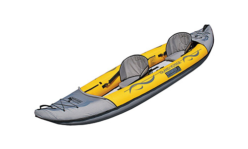 Advanced Elements Island Voyage  Inflatable Kayak