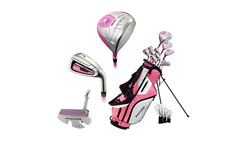 Precise Ladies Complete Right Handed Golf Clubs