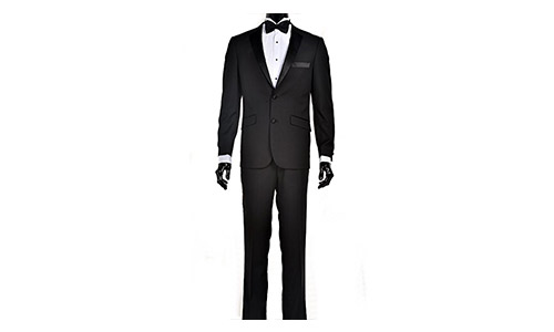 Fine Tuxedo Men's New Fashion - Classic Formal Tuxedo Suit - Ultra Soft Fabric
