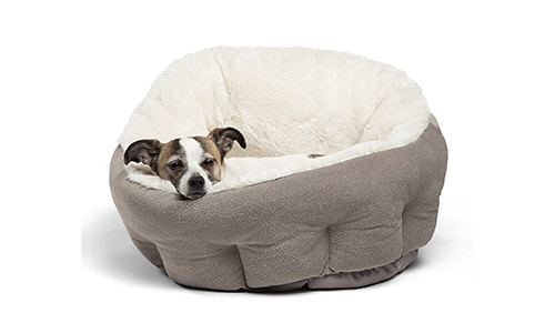 Best Friends by Sheri OrthoComfort Heated Cat/Dog Bed