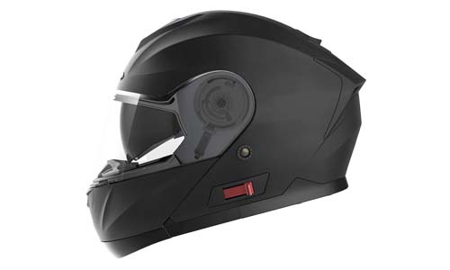 Motorcycle Modular Full Face Helmet DOT Approved - YEMA YM-926