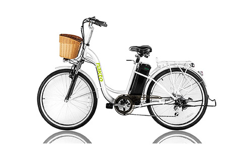Nakto Cargo-Electric Bicycle