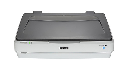 Epson Expression Flatbed Scanner