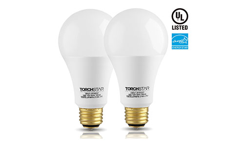 TORCHSTAR 3-Way Light Bulb