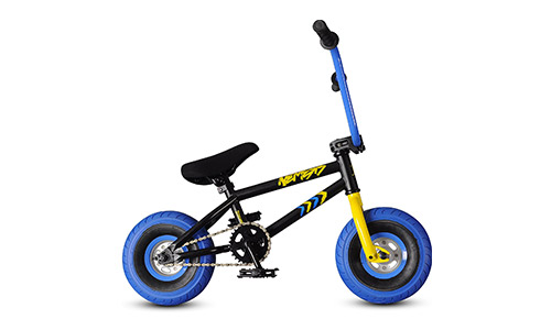 Bounce Nemesis Mini BMX bike