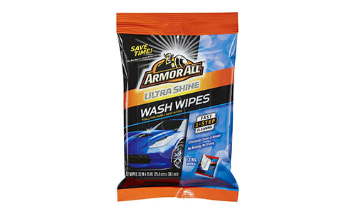 Armor All Wash Wipes (Ultra Shine)