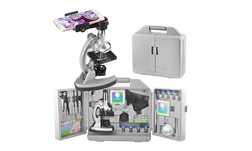 Top 10 Best Microscopes For Kids In 2018 Reviews