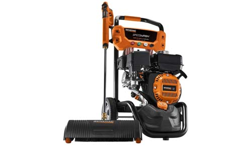 Generac SpeedWasher 7122 3200 PSI pressure washer