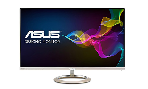 "ASUS Designo MX27UC 27"" 4K UHD IPS DP HDMI USB Type-C Eye Care Monitor with Adaptive Sync"