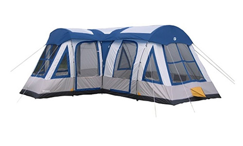 Tahoe Gear Deluxe Family Camping Tent