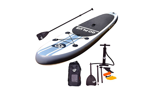 Goplus (Inflatable) Cruiser Stand Up Paddle Board
