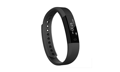Slim Fitness Tracker Watch, TOOBUR Health Activity Tracker with Pedometer Calories Track and Sleep Monitor, Smart Wristband for Kids Women Men