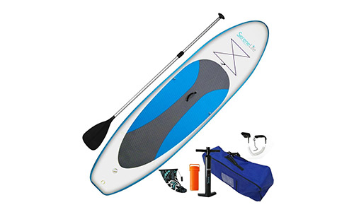 SereneLife (Inflatable) Stand Up Paddle Board