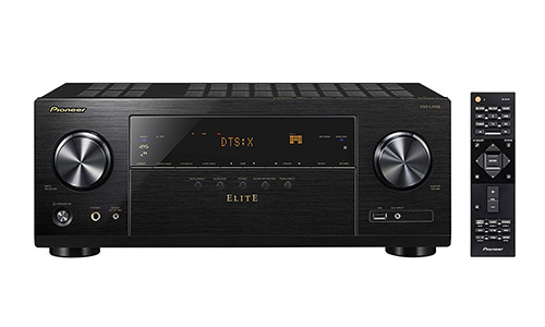 Pioneer Elite Audio & Video Receiver