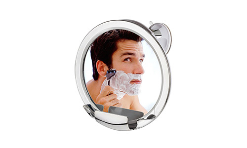 Cheftick Fogless Shower Mirror