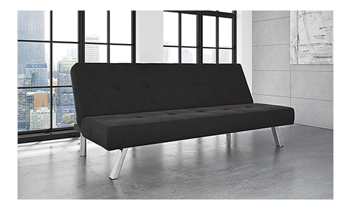 DHP Zany Futon Sofa Bed Sleeper
