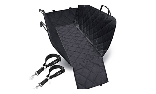 URPOWER Dog Seat Cover Car Seat Cover