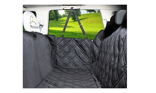 Meadowlark Dog Car Seat Covers