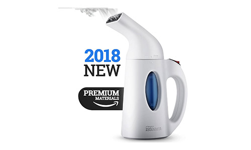 Steamer For Clothes, Handheld Clothes Steamers.4-in-1 Powerful Steamer Wrinkle Remover.