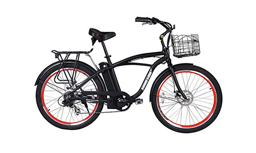 X-Treme Scooters Newport Beach Crusier e-Bike