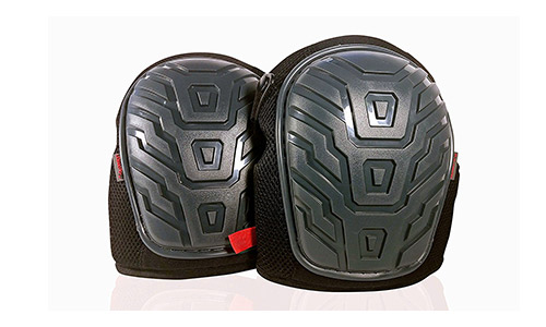 By Design Adjustable Knee Pads