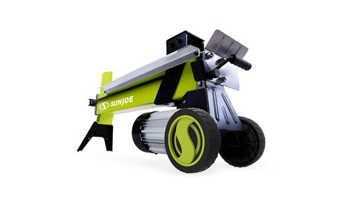 Sun Joe LJ602E Logger Log Splitter, Green