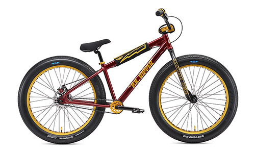 SE Fat Ripper BMX Bike