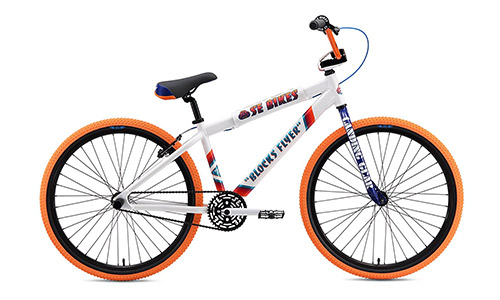SE Blocks Flyer BMX Bike
