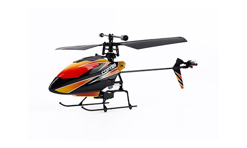 OCDAY WLtoys Mini RC Helicopter