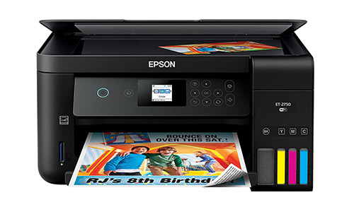 Epson Expression Wireless Color All-in-One Printer