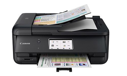 Canon Wireless Home Office All-In-One Printer