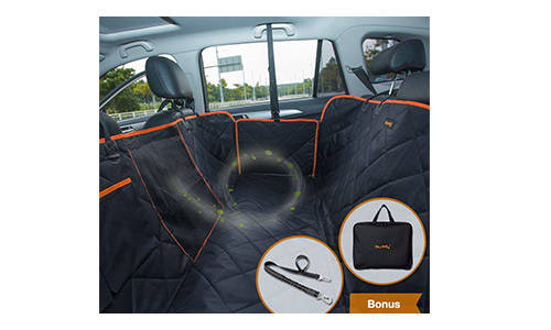 iBuddy Dog Seat Cover for Cars