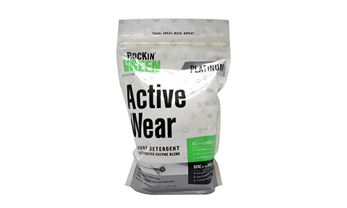 Rockin' Green Platinum Series Active Wear Laundry Detergent Soap