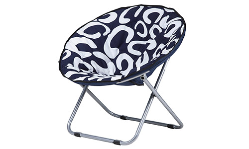 LandTrip Large Folding Moon Chair