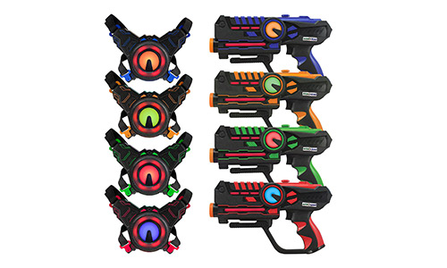 ArmoGear Laser Tag Guns and Vests