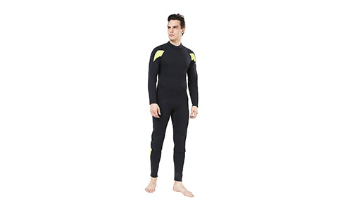 Dark Lightning Wetsuit for Scuba Diving (Men)