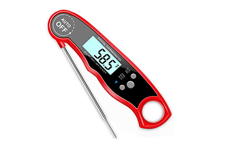 GDEALER (Digital) Meat Thermometer (Waterproof)