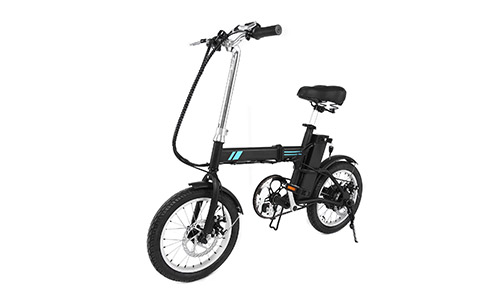 Zaplue Folding Electric Bike
