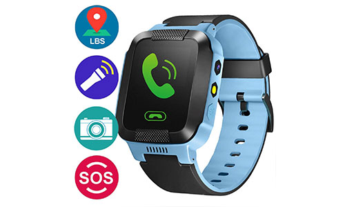 GBD GPS Tracker Kids Smart Watch