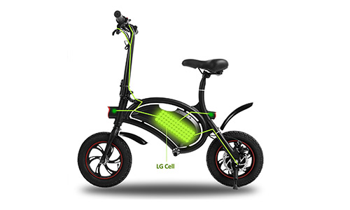 Binxin Wireless Smart E-Bike