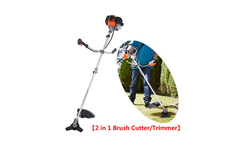 Ncient 42cc Gas Powered Trimmer