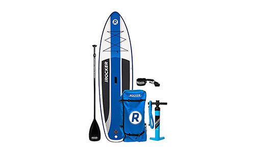 iROCKER CRUISER (Inflatable) Stand up Paddle Board
