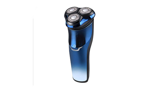 LL-Full Body Mens' Electric Shaver with 3D Floating Rotary Heads