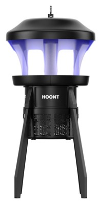 Hoont Indoor/Outdoor 3-Way Insect Killer with Stand