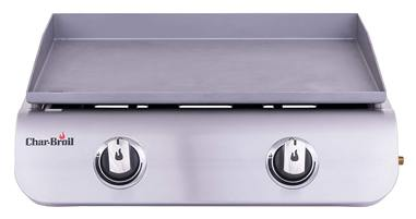Char-Broil 22-inch Tabletop Gas Griddle