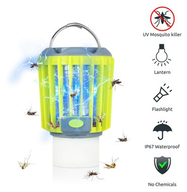 Eravsow 3-In-1 Electric Mosquito Killer