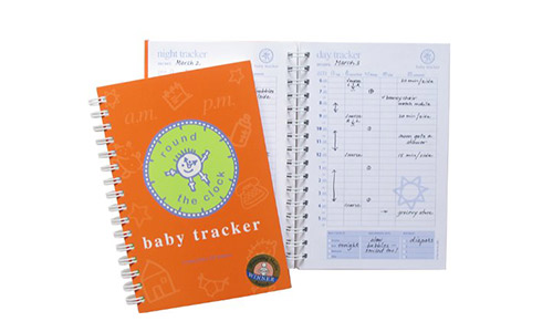 Baby Tracker Journal